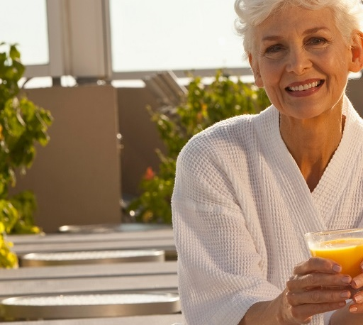 Menopausal skin and signs of ageing treatments